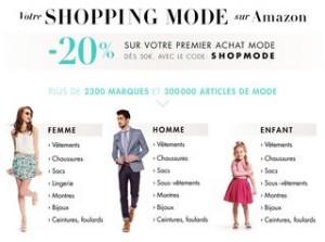 shopping mode amazon