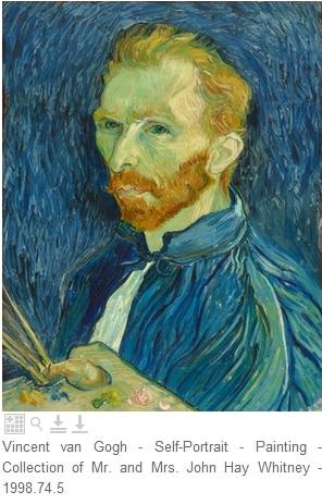 Gratuit tableaux de Monet, Van Gogh, Degas... haute résolution à télécharger