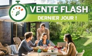 vente flash Center Parc