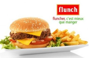 10 euro de remises dans un restaurant FLUNCH