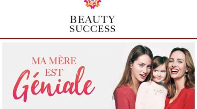 20% sur tous les coffrets chez Beauty Success