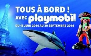 49 euros les 4 entrees a Aquarium de Paris