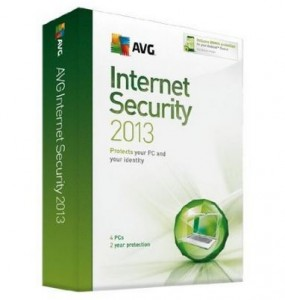 AVG Internet Security 2013 gratuit