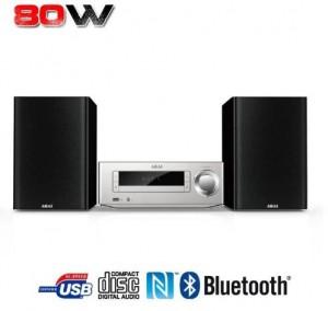 Chaîne HiFi Bluetooth Akai (FM, CD, MP3…) 100% remboursée