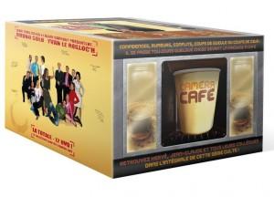 Coffret intégrale Caméra Café à moins de 30 euros (20 DVD)