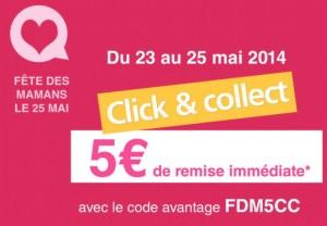 Fête des mères : Darty 5 euros pour 50 euros d'achats