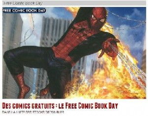Free Comic Book Day Comic gratuit BDFugue