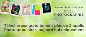 Gratuit ! Applications Photo Android