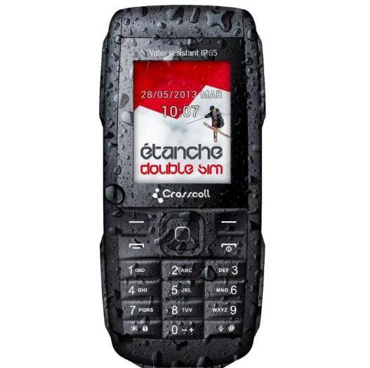 Moins de 20 euros le mobile antichoc étanche / antichoc Crosscall Discovery