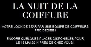 Nuit de la Coiffure l'Oreal Professionnel 2014