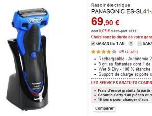 Panasonic ES-SL41