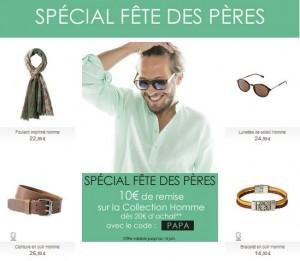 Promod : 10 euros offerts sur la collection Homme