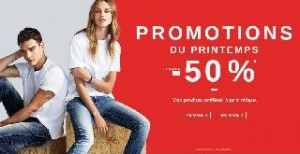 Promotions du Printemps Zalando