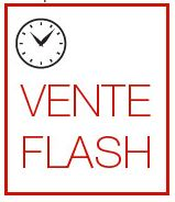 Vente flash Billetterie Parc