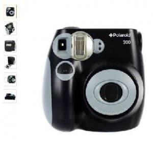 Appareil photo instantanée Polaroid P 300 à 59,90 euros
