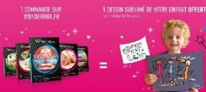 coffrets cadeaux Fête des mères chez WonderBox