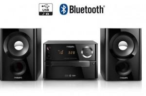 microchaîne Philips Bluetooth vendu 99 euros et qui vous sera entièrement remboursée