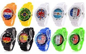 montre Coupe de monde 2014 ports inclus