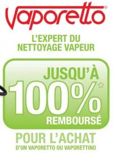 nettoyeur vapeur Polti 100% REMBOURSÉ