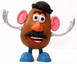 offre de remboursement Mr Patate Hasbro