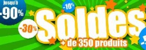 soldes flottants Delta Direct