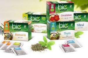 4 infusions bio gratuites (Bio Conseil)