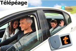 Badge télépéage Liber-T Evasion + 18 mois de frais de gestion à 5 euros