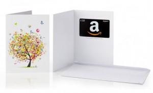 Bon plan chèque-cadeau Amazon
