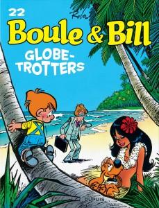 Boule et Bill Globe -Trotters