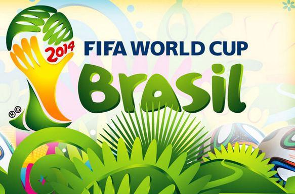 Calendriers remplissables Coupe du Monde de Foot du Brésil