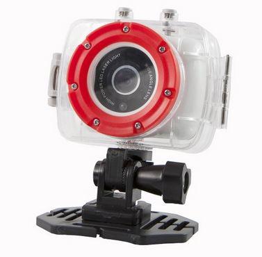 soldes 29 99 euros le pack camera gecko oregon scientific coque waterproof. Black Bedroom Furniture Sets. Home Design Ideas