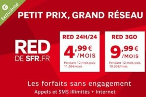 Deal Groupon – SFR RED