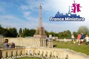 Entree Parc France Miniature moins cheres
