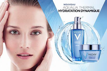 crème hydratante Aqualia Thermal de Vichy