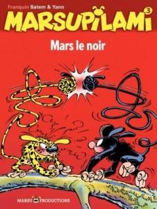 Marsupilami – Mars le noir