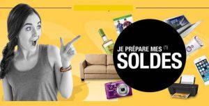 Préparez les soldes d'été Auchan