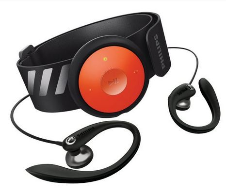 lecteur MP3 Philips GoGEAR sport 4Go