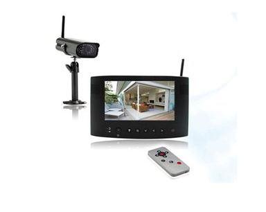 cam ra de surveillance wi fi vision nocturne escam g02. Black Bedroom Furniture Sets. Home Design Ideas