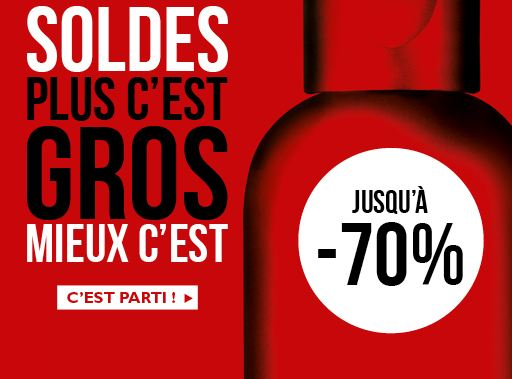 soldes The Body Shop