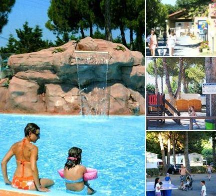 343 euros le séjour Mobil-home en Languedoc Roussillon