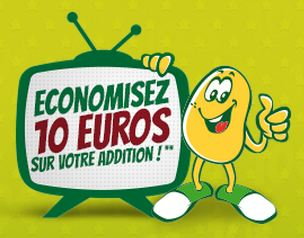 Bon de r duction la pataterie 10 euros de remise sur - Coupon reduction delamaison ...