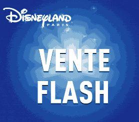 DisneyLand à moitié prix