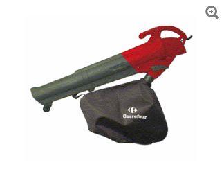 Moins de 18 euros l'aspirateur souffleur électrique 2500 W