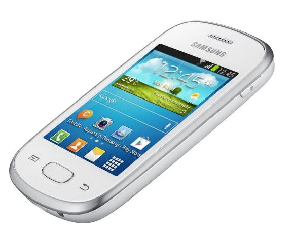 Samsung Galaxy Star pour moins de 50 euros