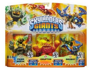 Vente flash Skylanders Giants