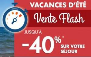 Vente flash Village Clubs et Résidences Pierre & Vacances !