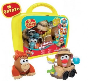 coffret Zoo des petites patates M. Patate en soldes à moins de 7 euros.