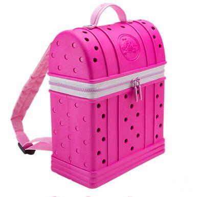 sac à dos enfant Zip Top Backpack de Crocs lui aussi proposé à 12,07 euros