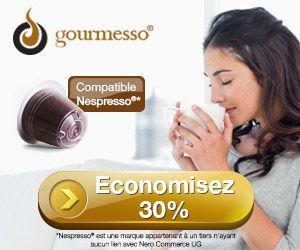 Gourmesso Code Promo