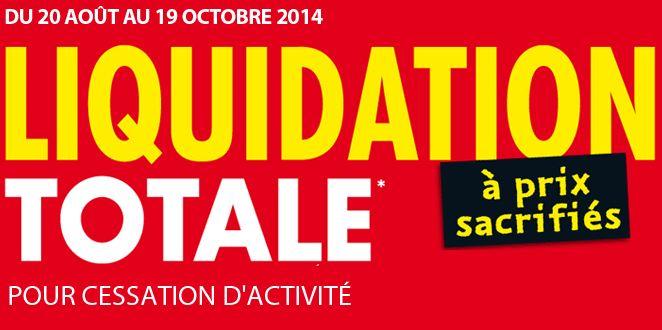Liquidation magasins atlas adresses des magasins concern es for Liquidation totale meubles